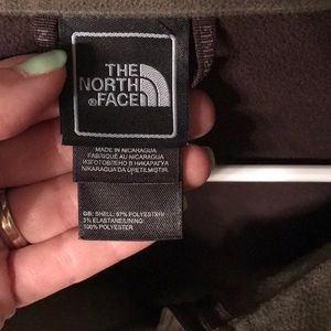 The North Face Jackets & Coats - Brown waterproof The North Face jacket